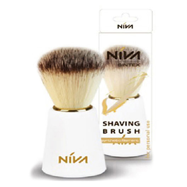 synthetic filament shaving brush