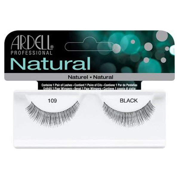 fashion lashes #109 demi black