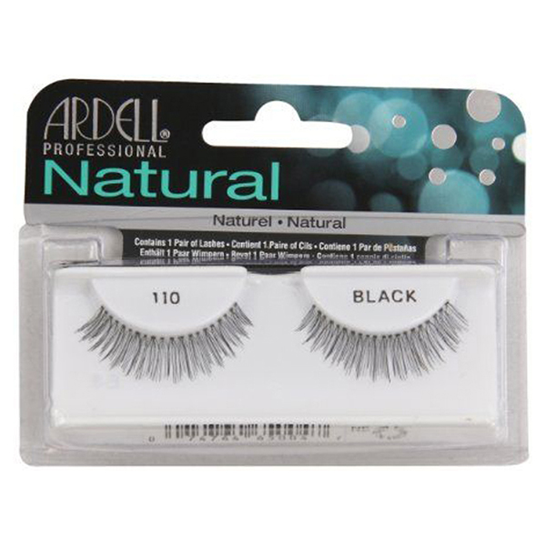 fashion lashes #110 demi black