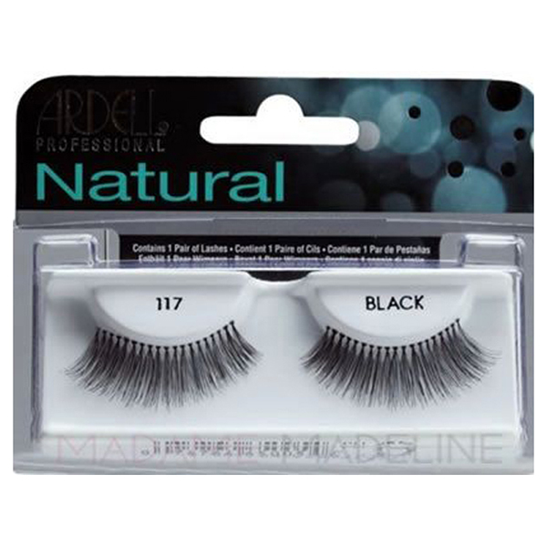 fashion lashes #117 black