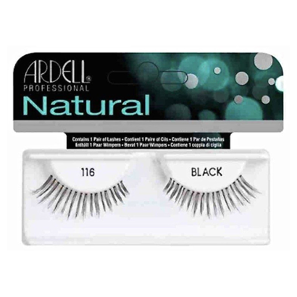 fashion lashes #116 black