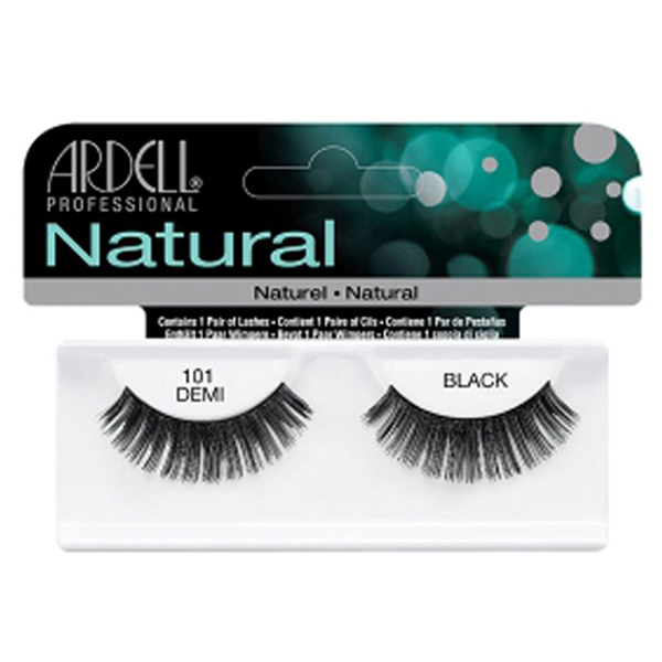 fashion lashes #101 demi black