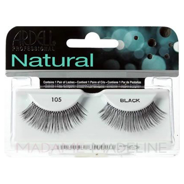 fashion lashes #105 black