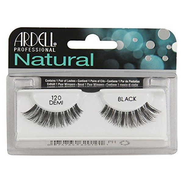 fashion lashes #120 demi black