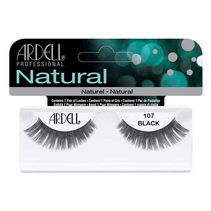 fashion lashes #107 black