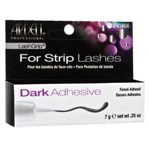 lash grip eye lash adhesive - dark