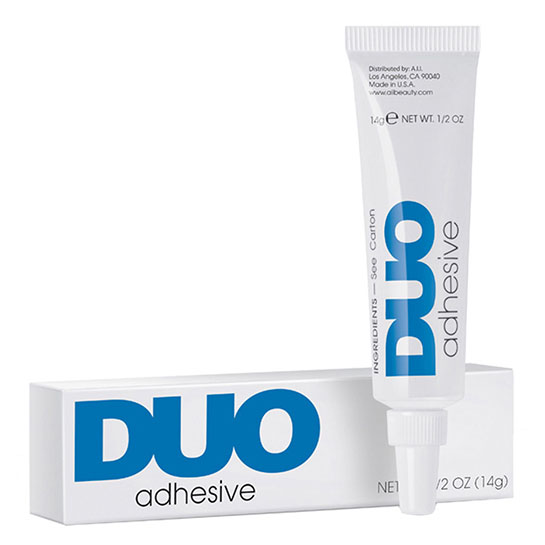 duo strip lash adhesive clear 0.5 oz
