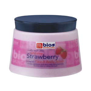 strawberry scrub - 300ml
