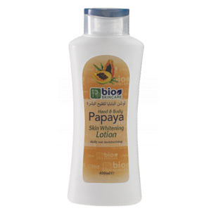 papaya whitening lotion - 400ml