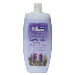 bath creme - lavendar - 750ml