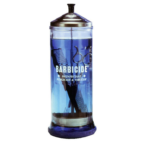 barbicide disinfecting jar - large