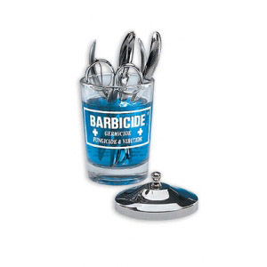 barbicide disinfecting jar - small