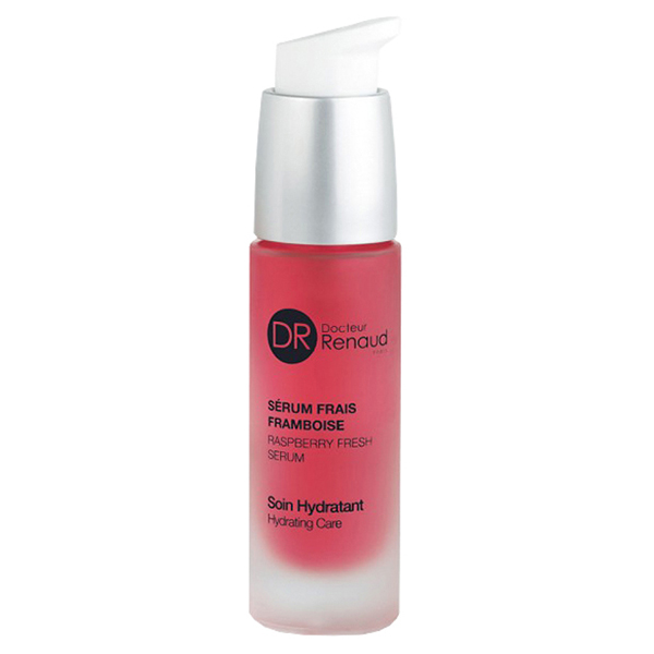 raspberry fresh serum 30ml bottle