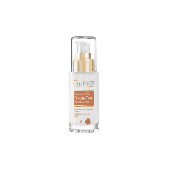 youth time foundation n3 30ml