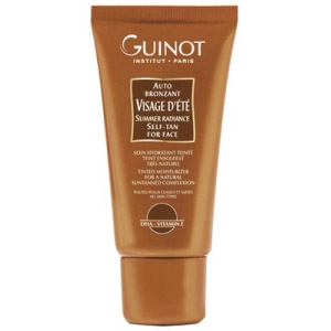 summer radiance self face tan  50ml
