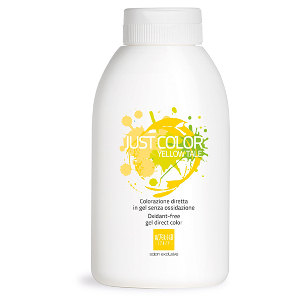just color yellow tale 200ml