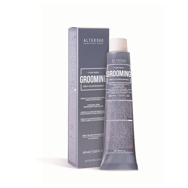 grey color blending - anthracite 60ml