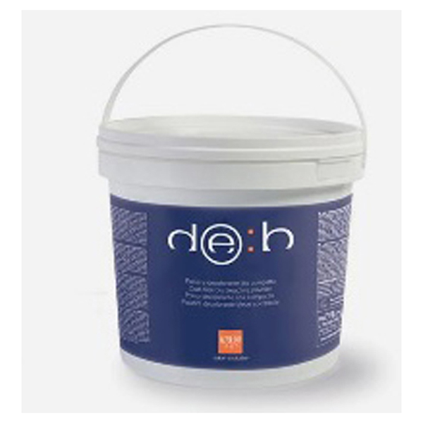 de:b  refill blue bleach 6x500 gm