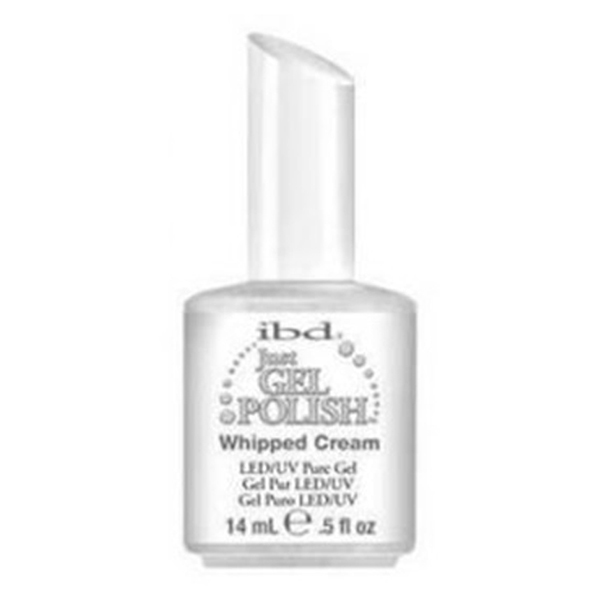 nail lacquer whippped cream