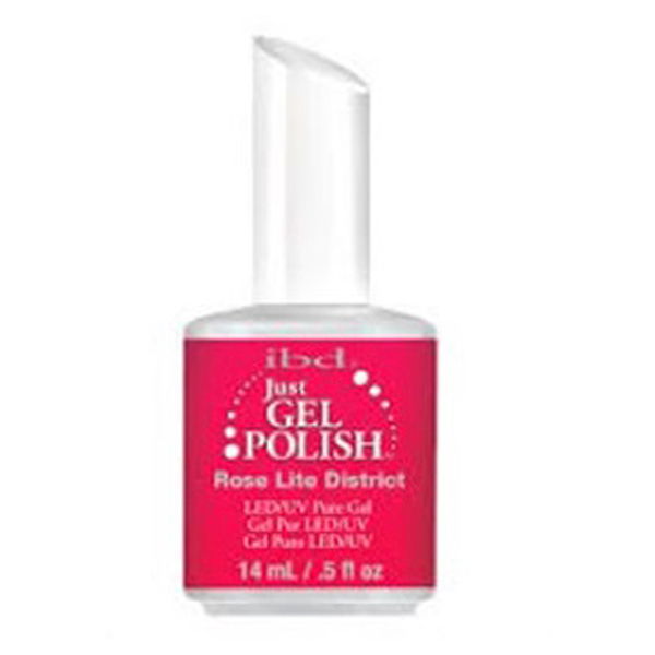 nail lacquer rose lite district