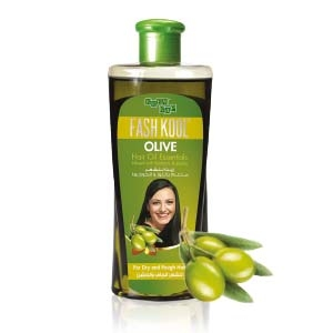 olive hair oil essentials - 300ml