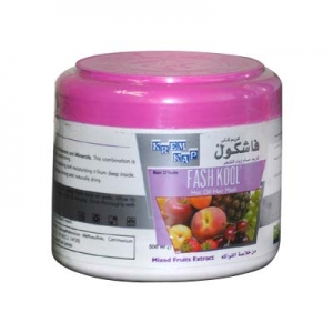 mixed fruits extract hot oil hair mask - 500ml