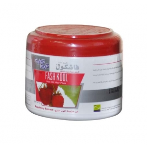 raspberry extract hot oil hair mask - 500ml
