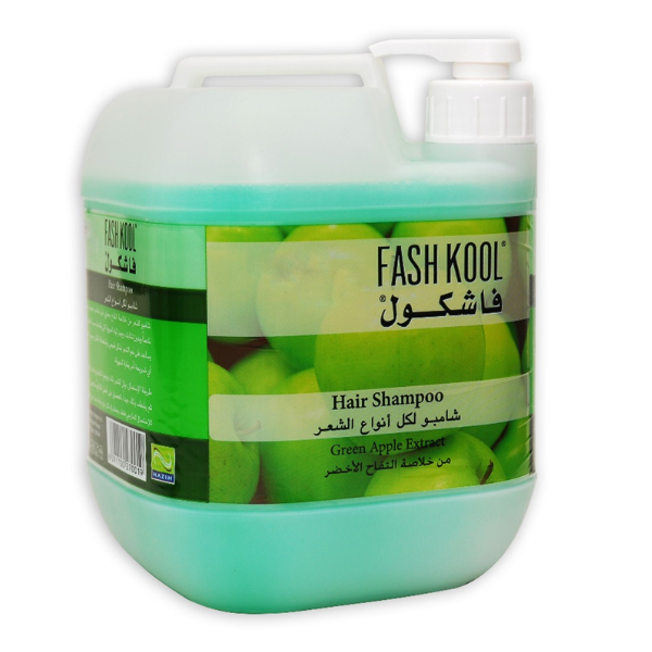 hair shampoo apple extract- 5ltr