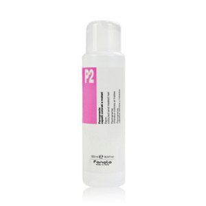 p2 perm solution for coloured & treated hair - 500ml