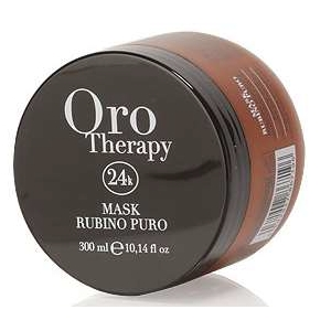 oro therapy 24k ruby colour treated (rubino) mask 300ml