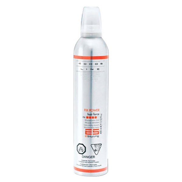 extra strong mousse hair force 400ml