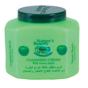 green apple cleansing cream - 600ml