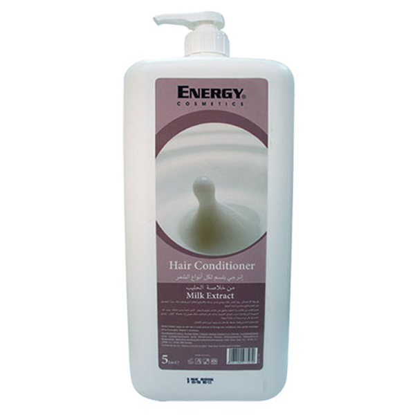 hair conditioner with milk extract - 5l
