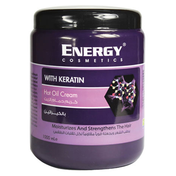 keratin hot oil cream