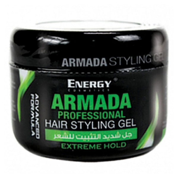 armada hair styling gel - extreme hold 100ml