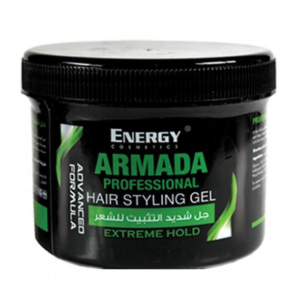 armada hair styling gel - extreme hold 500ml