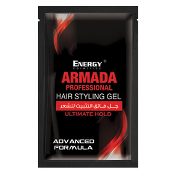 armada hair styling gel - ultimate hold 15ml