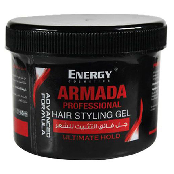armada hair styling gel - ultimate hold 500ml