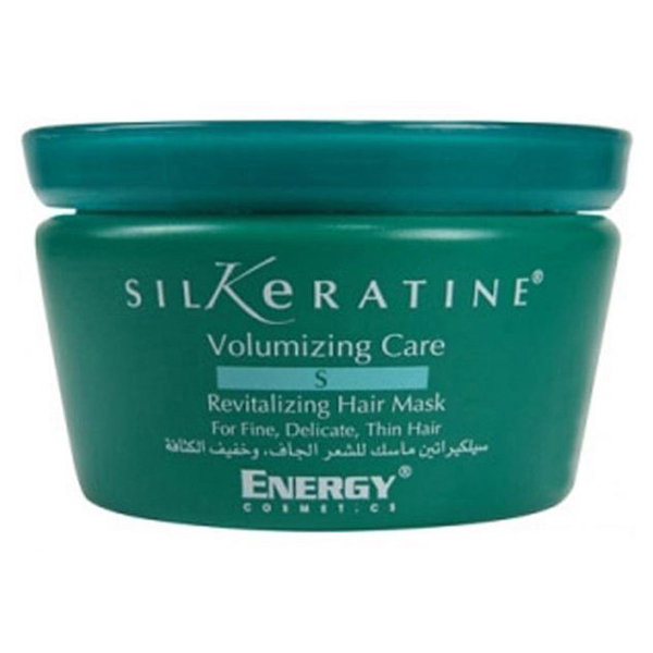 volumizing care - revitalizing hair mask - 500ml