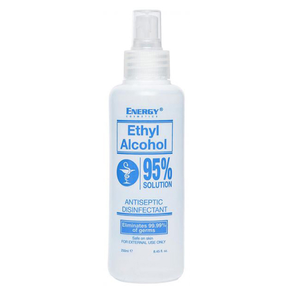 ethyl alcohol 250ml