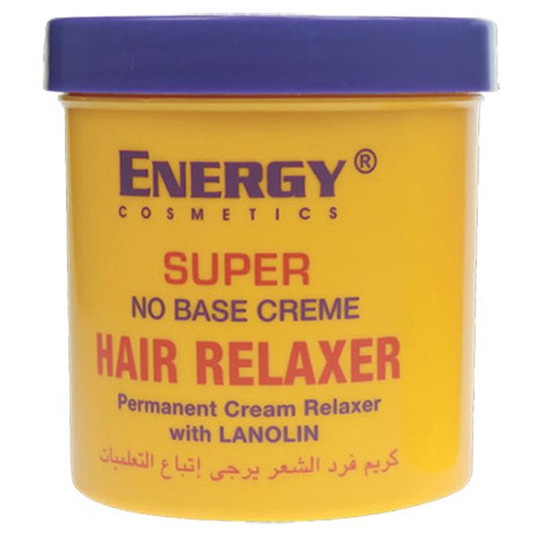 super hair relaxer cream - 16 oz