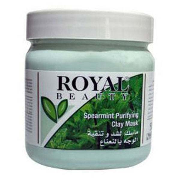 spearmint purifying clay mask - 500ml