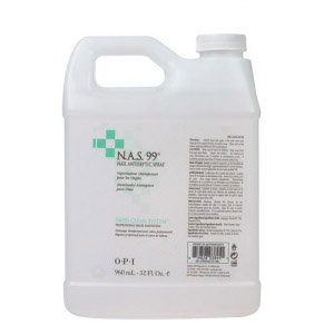 n.a.s. 99 nail antiseptic spray - 1 gallon