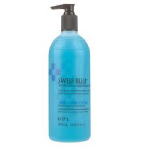 swiss blue antibacterial liquid hand soap - 1 gallon