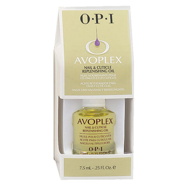 avoplex nail & cuticle replenishing oil - 7.5ml