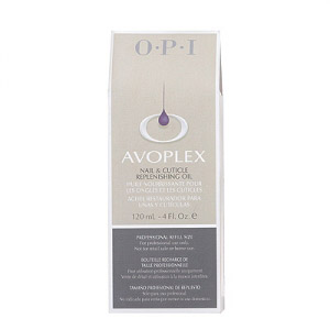 avoplex nail & cuticle replenishing oil - 120ml