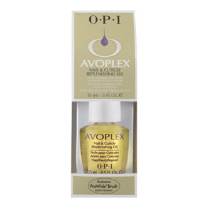 avoplex nail & cuticle replenishing oil - 15ml