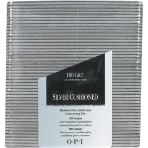 silver cushioned file