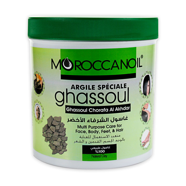moroccan oil ghassoul tablet - 500ml