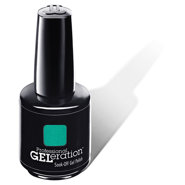 gel - electric teal 15ml